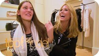 Casting im Einkaufszentrum | Germany's next Topmodel 2015 | ProSieben