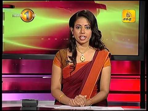 News1st Prime Time News Sunrise Shakthi TV 23th September 2016