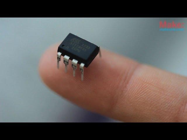 Engineering microcontroller nhltv
