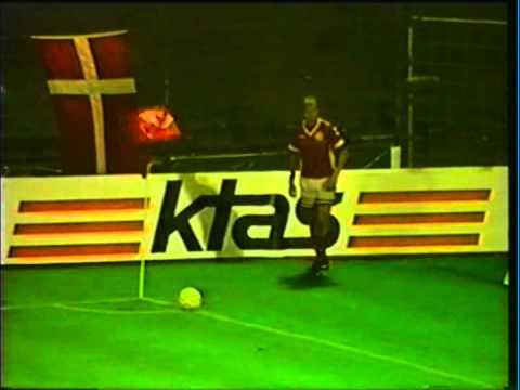 1991(September 25) Faroe Islands 0-Denmark 4 (EC Qualifier).mpg