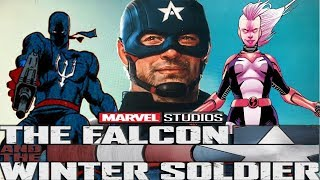 Falcon and the Winter Soldier - Cast, New Characters,  Plot LEAKS breakdown and ties to MCU Phase 4