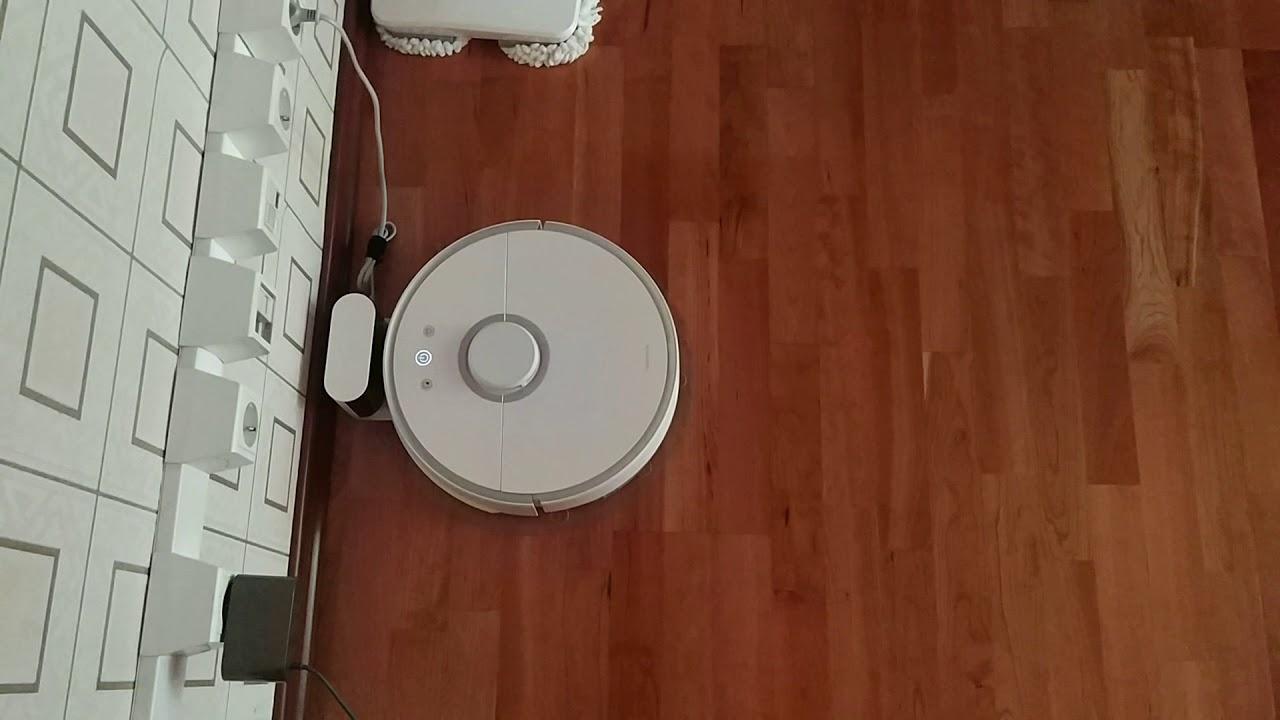 Xiaomi Roborock charge problem