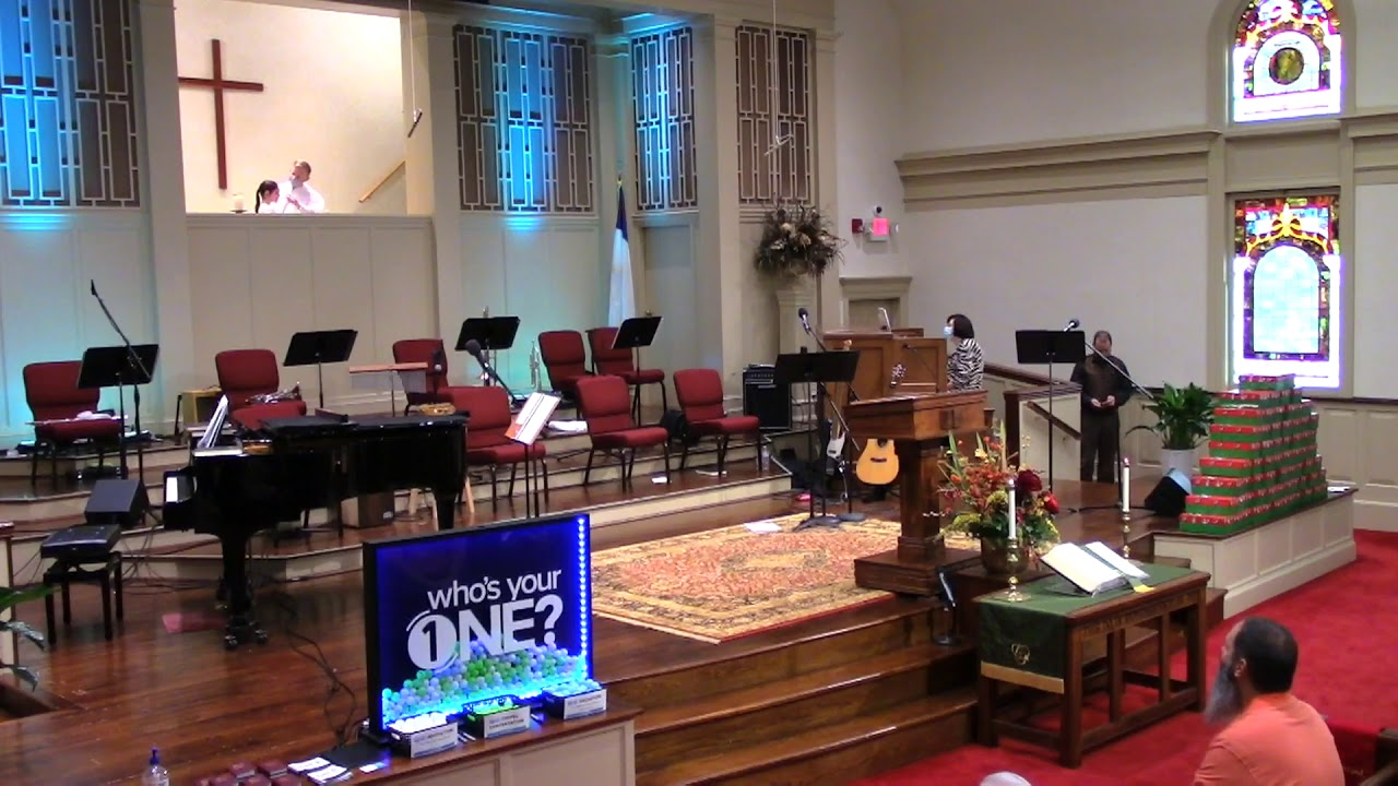 November 1, 2020 Service [Trimmed] at First Baptist Thomson, Streaming License 201531172