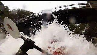Kayaking the Middle Ocoee River, TN