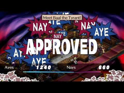 Let's Play Disgaea II #110 - Reign of Terror