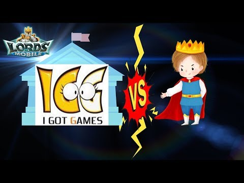 IGG Vs WorthyPrince. Who Do You Support? - 王國紀元 Lords Mobile
