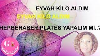Gülen Yüz Yogası-Bölüm-51-EYVAH ÇOK KİLO ALDIM   !!!