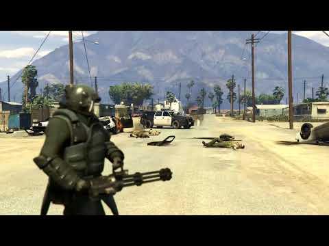 A GTA 5 Film: Deadly Encounter