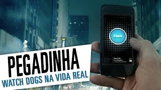 Watch Dogs - Pegadinha