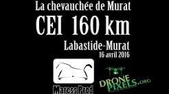 La chevauchée de Murat, 160km, CEI***, LABASTIDE-MURAT