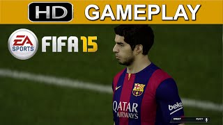 FIFA 15 Gameplay - Barcelona vs Manchester City [1080p HD Xbox One] DEMO