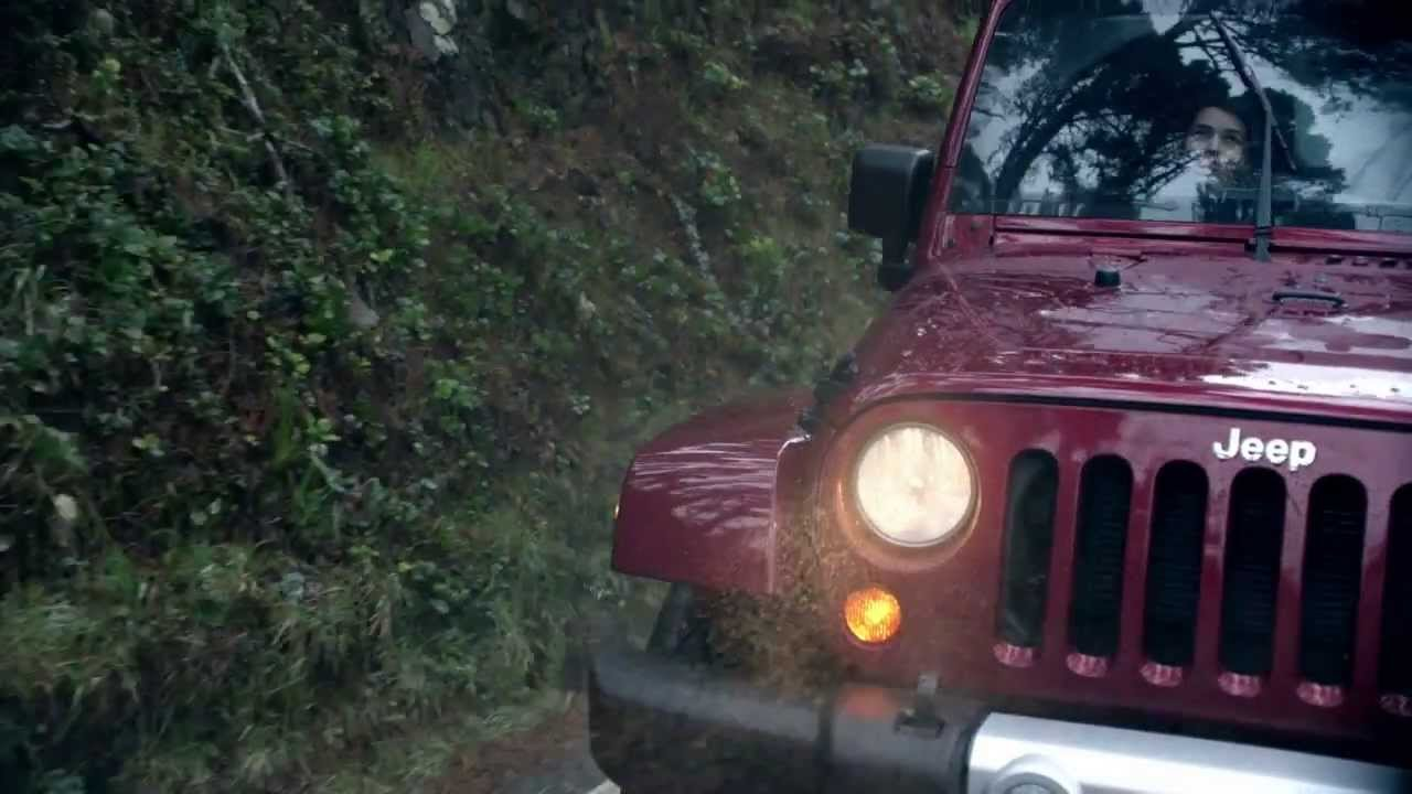 Jeep wrangler power within official commercial youtube for Foss motors jeep nh