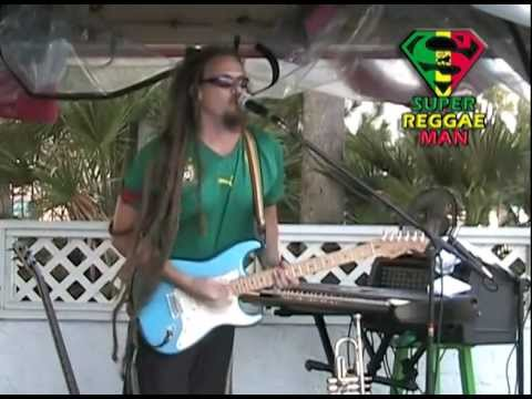 America's Got Reggae - Super Reggae Man