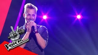 Peter - 'Make It Rain' | Blind Auditions | The Voice Van Vlaanderen | VTM
