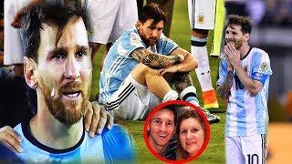 মেসির এ কেমন কান্না !! যা বললেন তার মা | ব্রাজিল সমর্থকরা দেখবেন না  | Messi Crying History