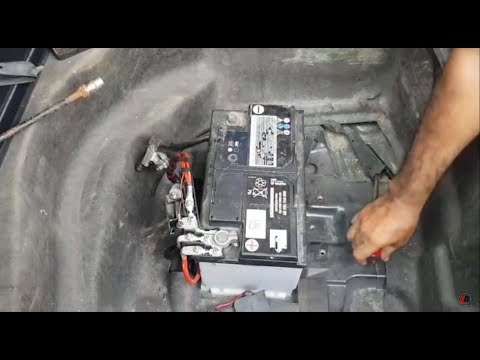 HOW TO REPLACE BATTERY IN AUDI & CODE PROPERLY  VARTA  AUDI A5