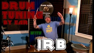 Drum Tuning with IRB