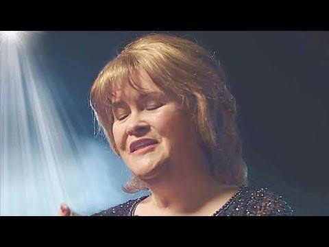 Wings To Fly - Susan Boyle - Lyrics - - YouTube
