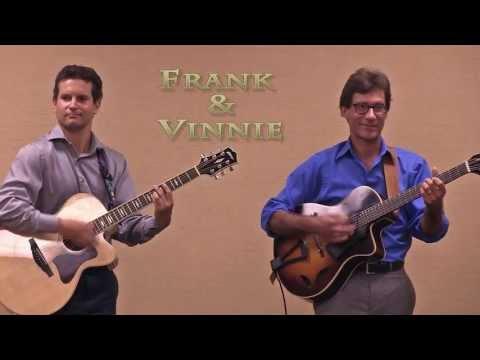 Frank Vignola and Vinnie Raniola CAAS 2013 Carolina in the Morning