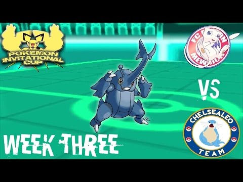 PIC Monotype W3 | Bayern Mewnich (Bug) vs. Chelsealeo (Electric)
