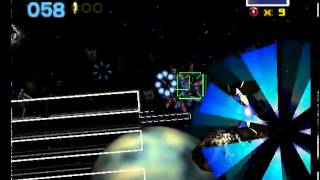 Star Fox 64/Lylat Wars (part 2 - Asteroid Field - Mission Accomplished)