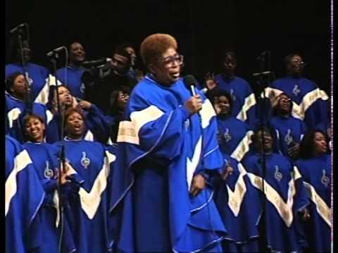 The Georgia Mass Choir -