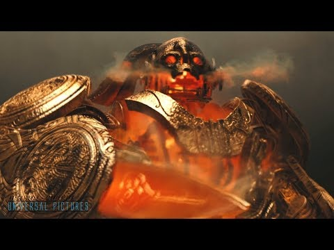 Hellboy II: The Golden Army 2008 All Fight/Battle s Edited