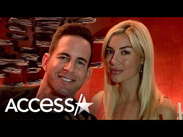 Tarek El Moussa Moves In With Girlfriend Heather Rae Young\: \'It\'s Really Fun\'