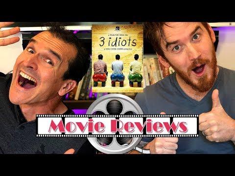 3 IDIOTS - Film Review!!