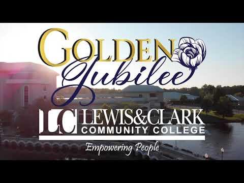 Lewis and Clark Community College Monticello Sculpture Garden 2020 Golden Jubilee