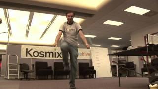Kosmix Startup Smackdown