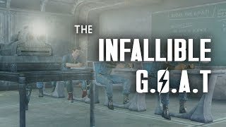 The Story of Fallout 3 Part 2: The Infallible G.O.A.T. - Fallout 3 Lore