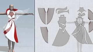 Marvelous Designer patterns