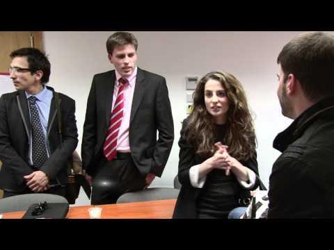 LSBF London and La Sorbonne at 2012 Debate on Global Finance