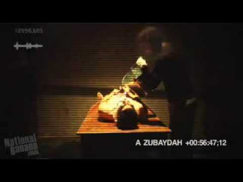 CIA Interrogation Tapes Abu Zubaydah