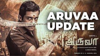 We found out the heroine of Aruvaa! | Suriya | Hari