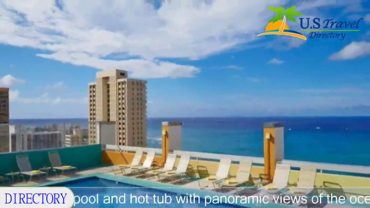 Aqua Pacific Monarch - Honolulu Hotels, Hawaii - YouTube