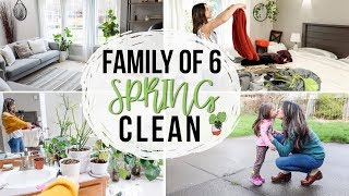 GIVEAWAY! EXTREME STAY AT HOME MOM OF 4 SPRING CLEANING DAY RO…