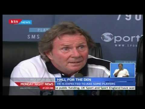 KTN Prime: AFC Leopards unveil former Sofapaka coach Stewart Hall as new coach, 31/10/16