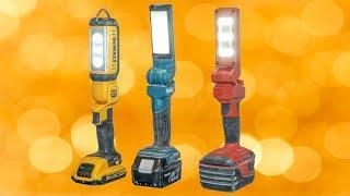 видео Профессиональные светодиодные фонари