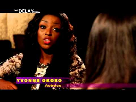 DELAY interviews yvonne okoro