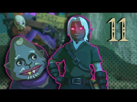 BasicallyIPlay - Legend of Zelda: BoTW! #11 Dark Link Armor, Kilton, Link's House!