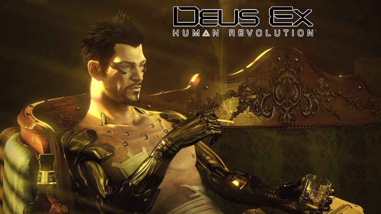 deus ex  human revolution - walkthrough  part 1