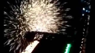 Phillies Fireworks 7/29/11 part 2
