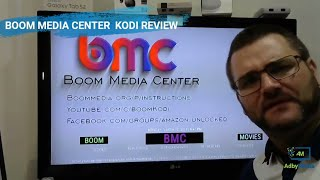 boom media center   bmc