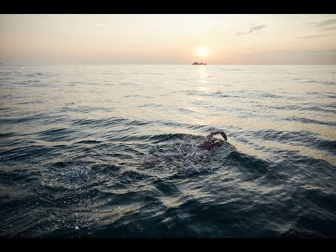 My Story - Swimming The English Channel Solo