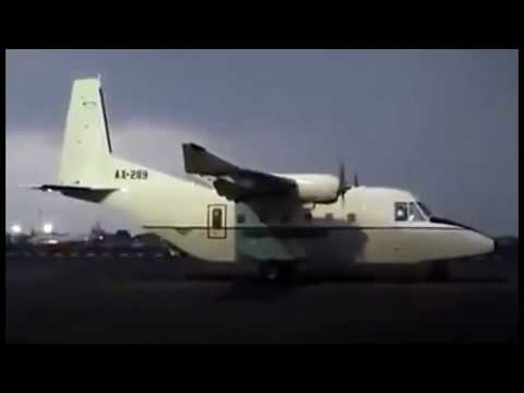 The Philippine government ordered two NC-212 aircraft from Indonesia