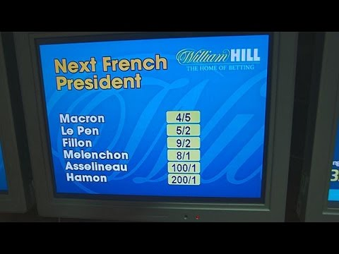 Zocken mit Rekordeinsatz: Wahl in Frankreich beflügelt wettbegeisterte Briten