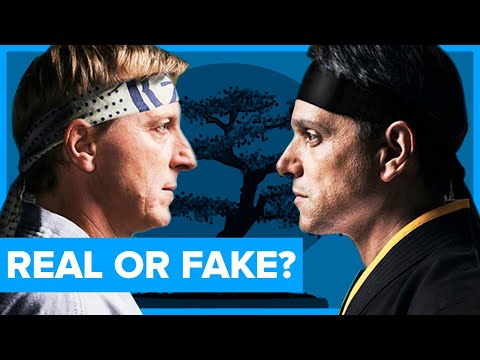 Cobra Kai Stars Guess Which Martial Arts Moves are Real or Fake