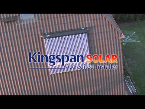 Solar Panels, Solar Hot Water Heating: Kingspan Renewables